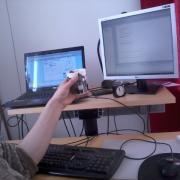 dual screen programming