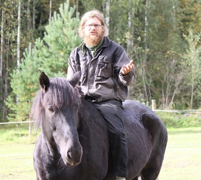 A horseback philosopher
