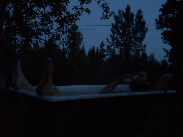 midsummer bath