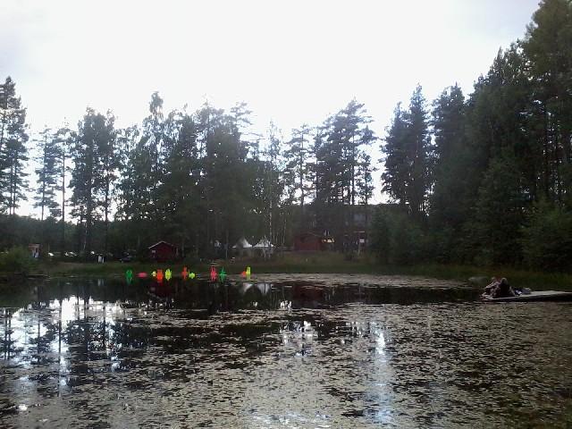 Kontufolk festival area