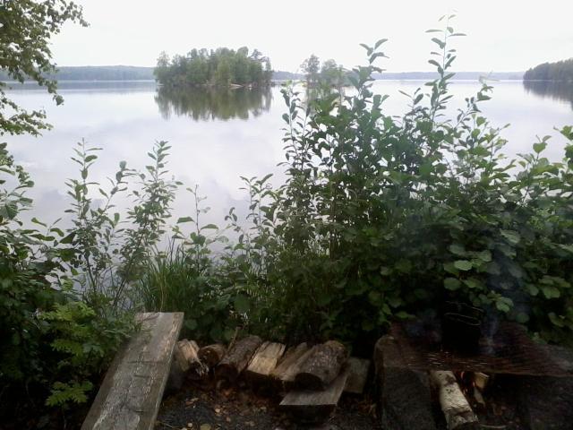 Saturday morning view
